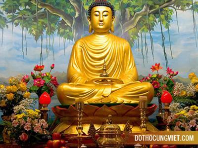 Bài trí tượng Phật trong nhà cần chú ý những điều gì?
