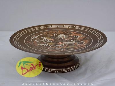 Bày cách đặt mâm bồng trên bàn thờ cho đúng phong thủy