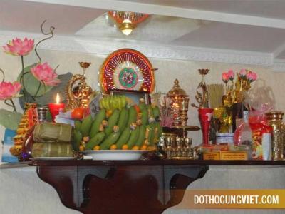 Phong tục thờ cúng gia tiên ngày Tết của người Việt