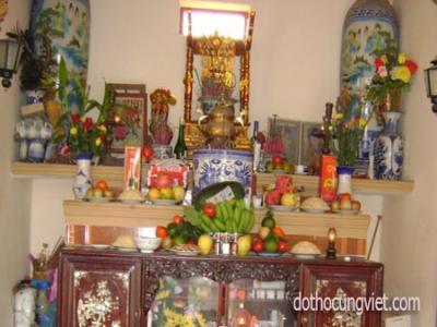 Ý nghĩa thắp đèn dầu trong phong tục thờ cúng