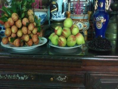 Sắm lễ và văn khấn ngày tết Đoan Ngọ (mùng 5 Tháng 5)